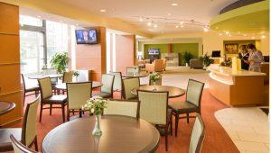 Hotel Jameson Suites Lobby